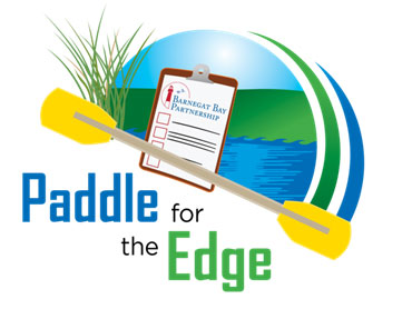 Barnegat Bay Partnership: Paddle for the Edge Logo