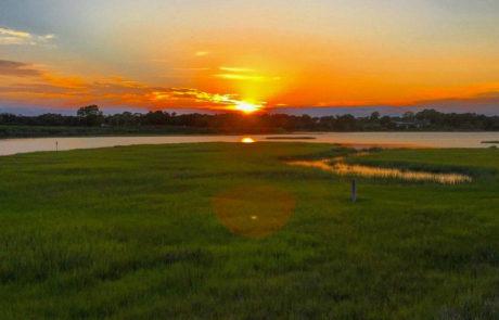 Pfoertner Peconic Sunset Marsh
